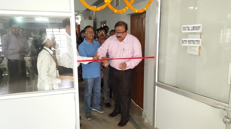 DIGITAL LIBRARY INAUGURATION